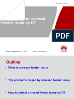 01 DT Analysis - How to Analyze Crossed Feeder Issue by DT
