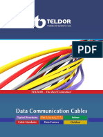 Data Of Cables