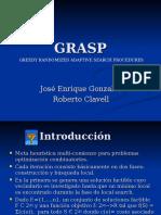 PresentG3 GRASP