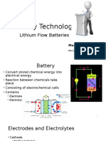 Batteries Presentation