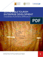 Sustainable Tourism Enterprise Development; A Business Planning Approach