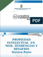 Propiedad Intelectial en Web Tendencias y Desafio 3