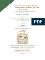 Bcd Multiplier Doccumentation