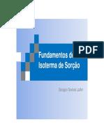 Fundamentos de Isoterma