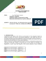 Informe Tecnico factibilidad construcción Patio de Comidas