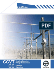 CCVT and CC Instruction Manual & Testing Procedure