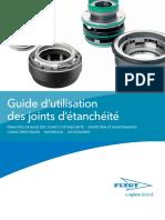 Guide d'Utilisation Des Joints d'Étanchéité