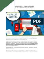 Nuevas Tendencias en Salud Digital