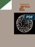 Metals and Man