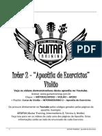 GT_exercicios_Intermediário 2 - VIOLÃO