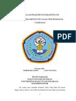 Makalah Praktikum Parasitologi - e.histolytica Dan t.vaginalis