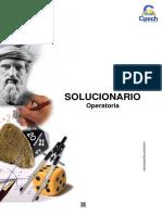 Solucionario Guía Práctica Operatoria 2013
