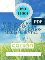 Implantacion ISO 14001 Beneficios Empresa