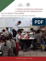 Orientaciones Pedagógicas ETC