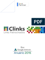 eBook Google AdWords - Anuário - Clinks - 2015