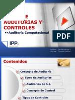 Tipos de Auditorias y Controles