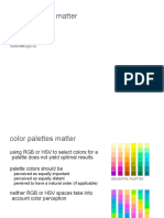 Color Palettes Brewer