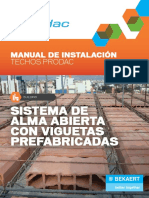 Manual Techos Prodac 2015