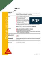 FT-5010-01-10 Sikaflex 11 FC