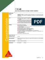 FT-5020-01-10 Sikaflex 15 LM