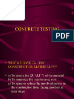 1.15 Destructive Test for Hardened Concrete (2)