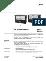 Siemens Oil Burner Guide
