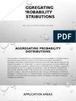 Aggregating Probability Distributions