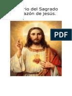 Rosario Sagrado Corazon