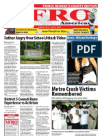 Prince George's County Afro-American Newspaper, June 26, 2010