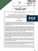 Decreto 2083 Del 19 de Diciembre de 2016