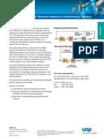 UOP PSA Polysep Membrane Integration Case Study