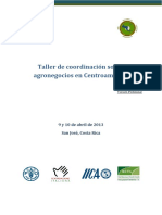 Taller Agronegocios Programa Version9abril