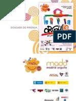 Dossier para Orgullo en España. MADO