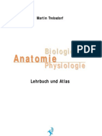 Anatomie, Biologie, Physiologie
