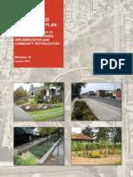 Pulaski Park Plan