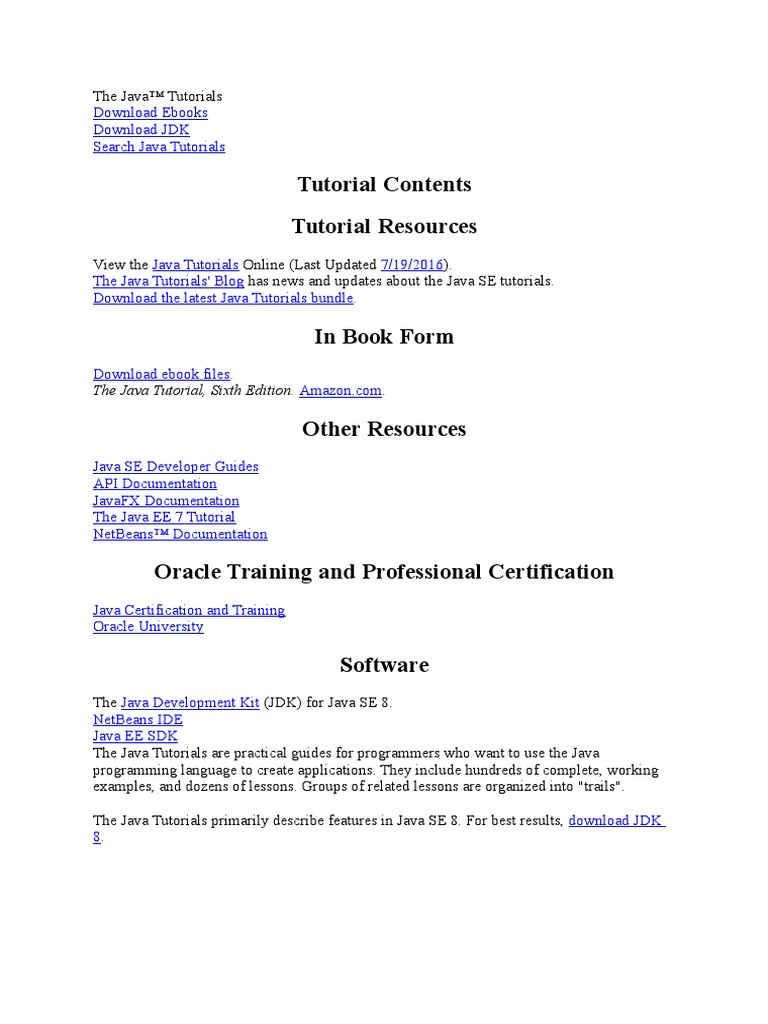 7 certification ebook download java