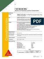FT-5035!01!10 Sikaflex 2C NS EZ Mix