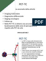 PET - TC