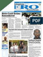 Washington D.C. Afro-American Newspaper, June 26, 2010