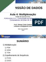 TD 4 Multiplexação