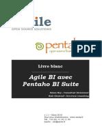 Livre Blanc Smile - Agile BI