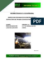 Informe End a Estructura de Truque