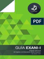 Guia Exani I 2017
