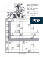 Crossword - Advanced I