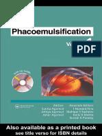 Phacoemulsification v1