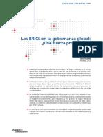 Haibin_Los BRICS en La Gobernanza Global (2012)