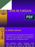 Tipos de Familias