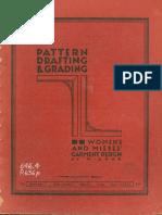 Pattern Drafting & Grading - M Rohr