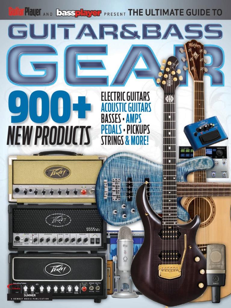 Guitar Player_s Ultimate Guide to Guitar & Bass Gear 2015 | Guitars ...