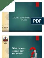 UrbanEconomics Lecture1 Introduction